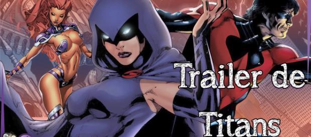 El trailer de Titans desilusionó a los fans.