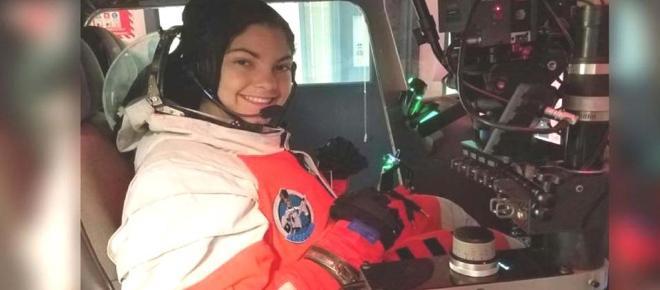 NASA: Alyssa Carson será la primera mujer que pisará Marte