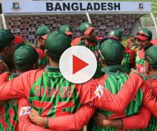 TOUR OF WEST INDIES 2018: Bangladesh 1st Test - (Image Credit: BTigers/Twitter)