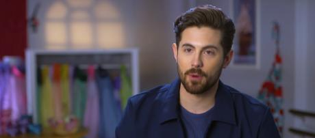 Chris McNally comes to 'When Calls the Heart' as a gambling saloon owner with something up his sleeve.[Hallmark Channel - YouTube]