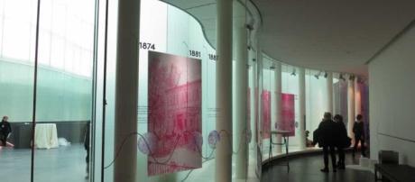 Ingresso alla mostra su Modigliani sino al 4 novembre