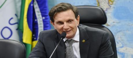 Prefeito do Rio, Marcelo Crivella encara processo de impeachment e pode ser afastado - Foto: Marcos Oliveira / Agência Senado