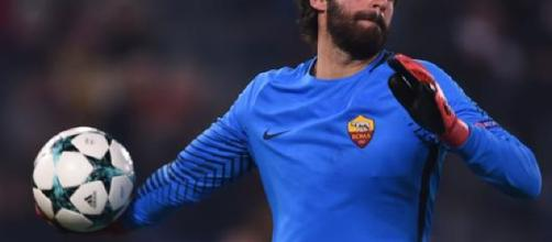 Alisson sempre titolare nei match di Champions League