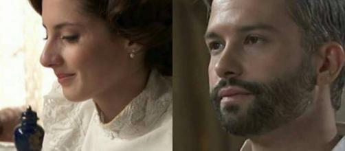 Anticipazioni Una Vita: Felipe corteggia la moglie Celia