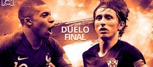 Cerradas las llaves de la etapa final de la Copa del Mundo: Francia contra Croacia