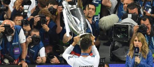 Cristiano Ronaldo è la Champions, in 13 anni ha segnato più di ... - fanpage.it