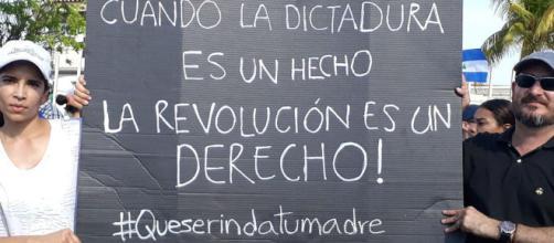NICARAGUA / El ejército niega acusaciones vinculadas a la represión en protestas