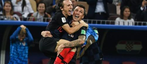 Luka Modric: el gigante croata en Rusia 2018