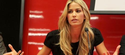 Elena Santarelli torna a parlare del figlio malato