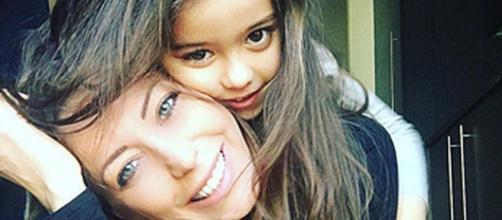 Karina Cascella risponde alle domande su Instagram