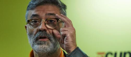 La CPU amenaza con pedir la dimisión a Torra por el diálogo con Sánchez