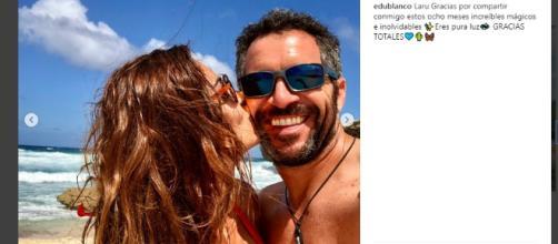 Lara Álvarez asegura no tener novio y Blanco aclara que su mensaje fue malinterpretado