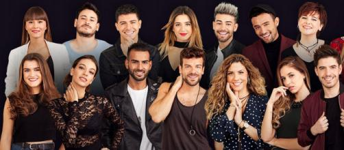 Operación Triunfo: las nuevas carreras musicales de los 'triunfitos' 2017