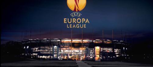 Logo dell'Europa League, la seconda competizione europea.