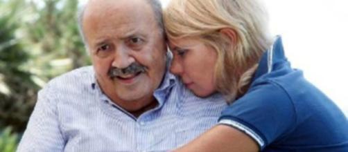 Maurizio Costanzo, la dedica alla moglie: 'Il dono più bello della mia vita'