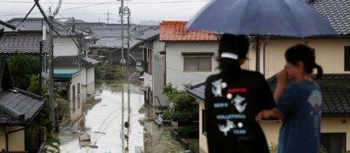 JAPÓN / Las lluvias torrenciales dejan más de 100 muertos y 60 desaparecidos