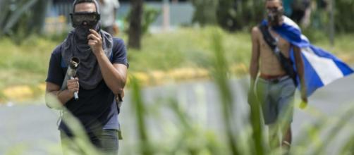 NICARAGUA / Al menos 351 fallecidos y 2.100 heridos en menos 3 meses