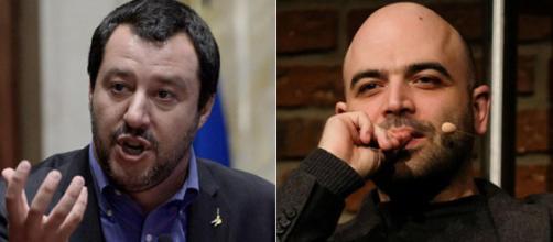 Salvini, nuovo scontro con Saviano: 'Querelo raramente ma oggi lo ... - blastingnews.com