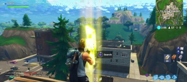 There are 20 Lightning Bolt locations in 'Fortnite.' [KARNAGE Clan / YouTube screencap]