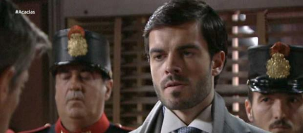 Anticipazioni Una Vita, Fernando arrestato