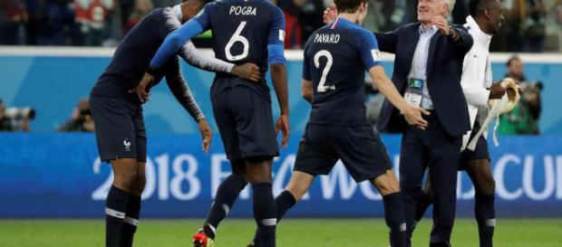 Francia sube el nivel y se perfila como una de los mejores equipos de Rusia 2018