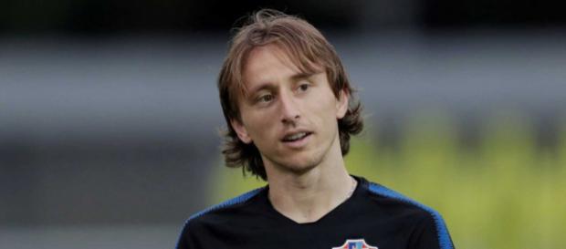 Modric dispara contra imprensa inglesa e exalta feito da Croácia, que disputará sua primeira final de Copa.