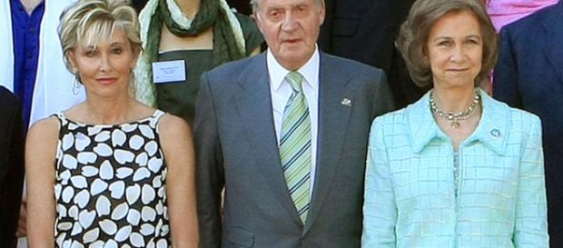 Corinna revela que Sol Bacharach fue amante de Juan Carlos I