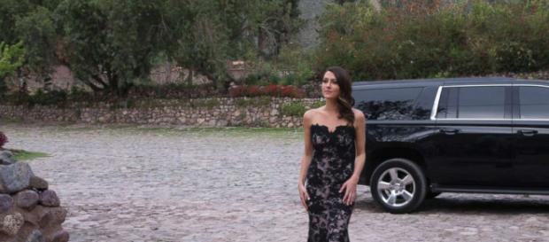 The Bachelor': Becca Kufrin from screenshot