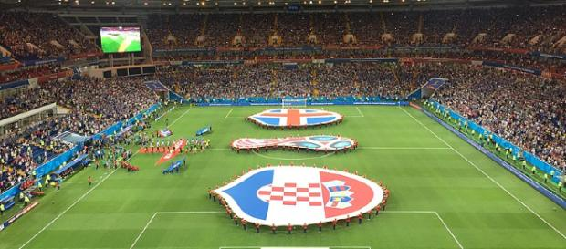 France and Croatia will compete for the title. - [JukoFF / Wikimedia Commons]
