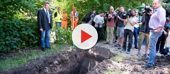 Massengrab aus der NS-Zeit unter Spielplatz vermutet: Annahme wurde nicht bestätigt
