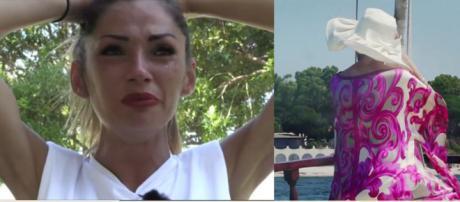 Ida Platano in preda a crisi di pianto: Gemma la consola