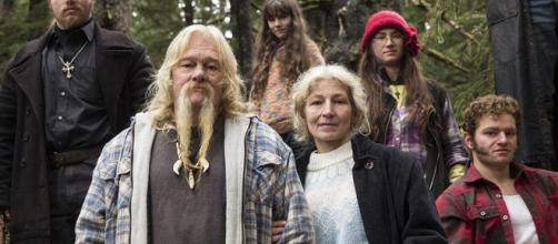 A família Brown estrela o reality show 'A Grande Família do Alasca'