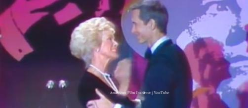 Anthony Perkins & Janet Leigh On PSYCHO image credit - American Film Institute | YouTube