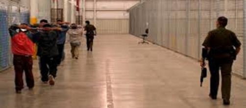 Gran operativo para detener inmigrantes se registró en una localidad de Estados Unidos