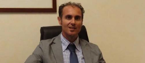 Il senatore del M5S, Vincenzo Maurizio Santangelo
