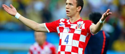 Ivan Perisic, esterno croato in forza all'Inter