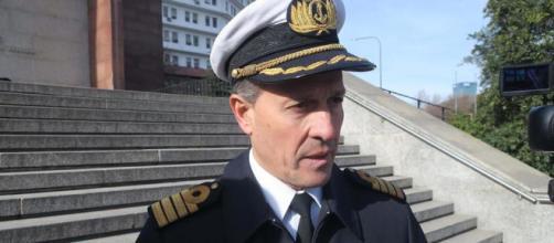ARGENTINA / Naufragio del barco español 'Dorneda' deja un muerto y un desaparecido