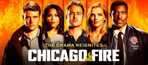 La quinta stagione di Chicago Fire in Tv su Italia 1 da mercoledì 18 luglio - altervista.org