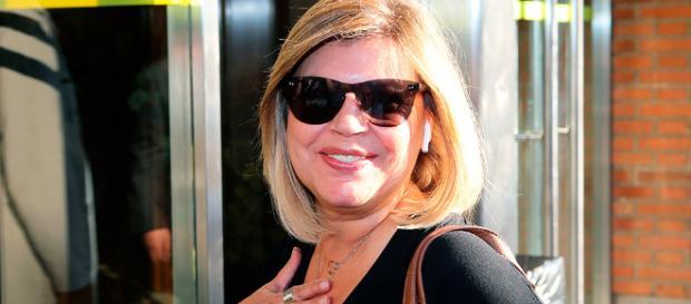 Terelu Campos recibe el alta hospitalaria tras ser operada de cáncer de mama