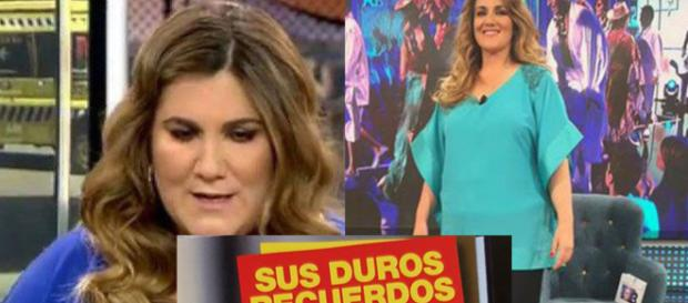 ASÍ VA ESPAÑA ] La dura infancia de Carlota Corredera con sus ... - asivaespana.com
