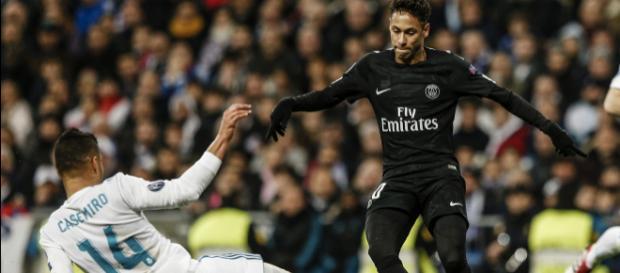Le Real Madrid dément l'arrivée de Neymar dans son club