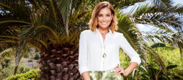Love Island 2018: Auch diesmal ist Jana Ina Zarrella als Moderatorin am Start