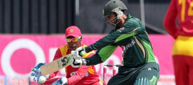 Pakistan v Zimbabwe T20 match live stream on PTV Sports (Image via PTV/Twitter)