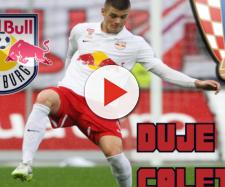 Duje Caleta–Car ▻ Defending Skills & Goals ▻ RB Salzburg ▻ 2015 ... - youtube.com