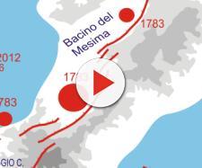 Scossa di magnitudo 4.4 avvertita in Calabria e Sicilia