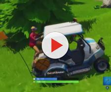 The ATK's roof is not working as intended. [Image source: Zeus/YouTube]
