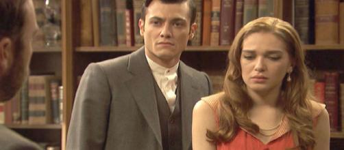 Anticipazioni Il Segreto: Julieta fa ingelosire il marito Prudencio con Fernando