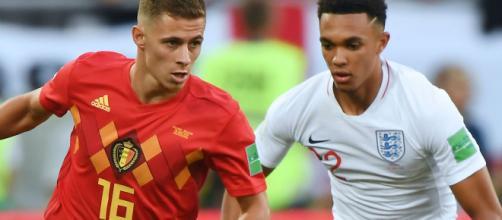 Bélgica x Inglaterra se enfrentam pela segunda vez na Copa 2018