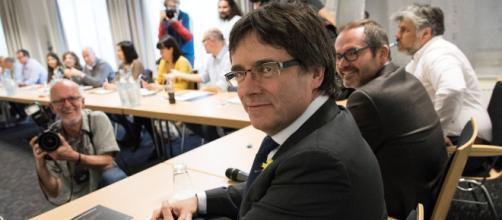 El Tribunal Supremo evalúa no pedir la extradición de Puigdemont en Alemania