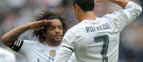 Emotiva despedida de Marcelo a su hermano, CR7